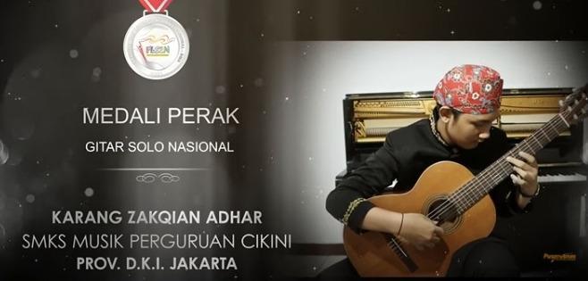 Juara FLS2N DKI Jakarta